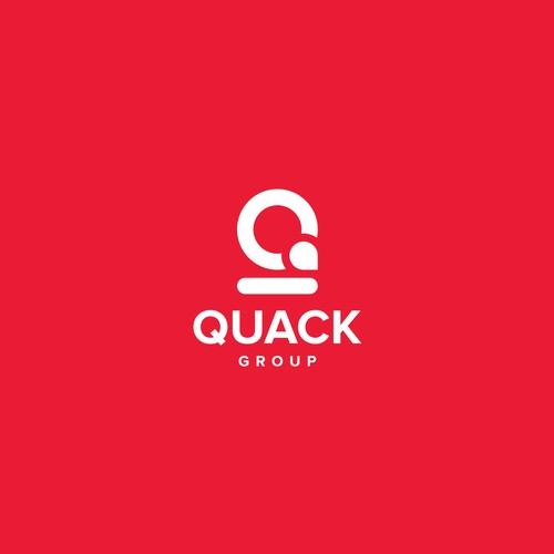 QUACK GROUP - Clean, Modern, Memorable