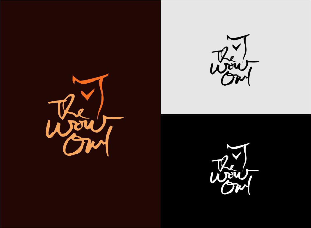 "Help make my owl say ""wow""! A new logo for a new business."
