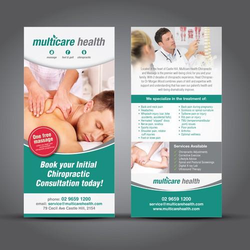 multicare Flyer