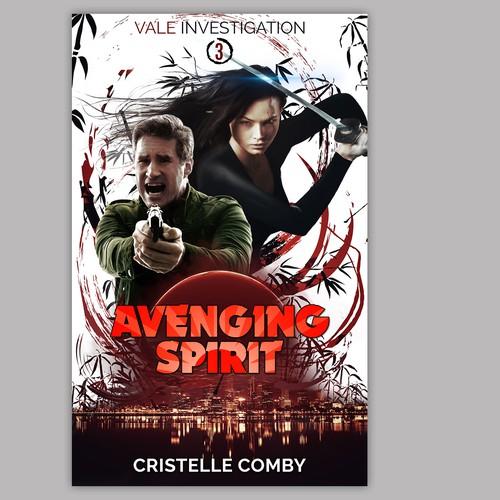 Avenging Spirit ebook cover