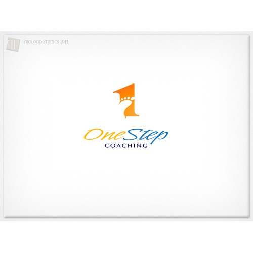 logo for OneStep Coaching
