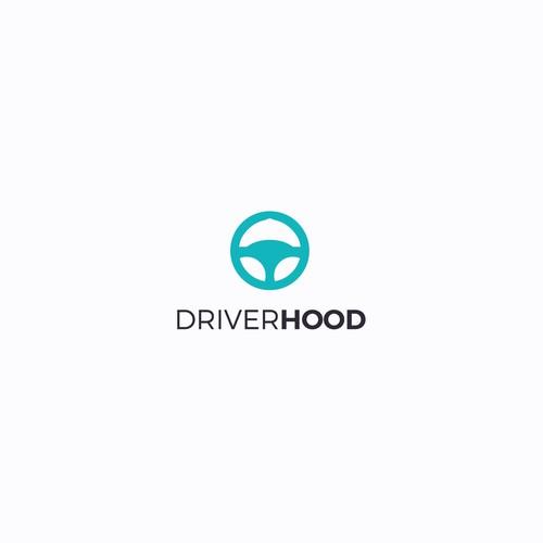 Logo for a community ridesharing app