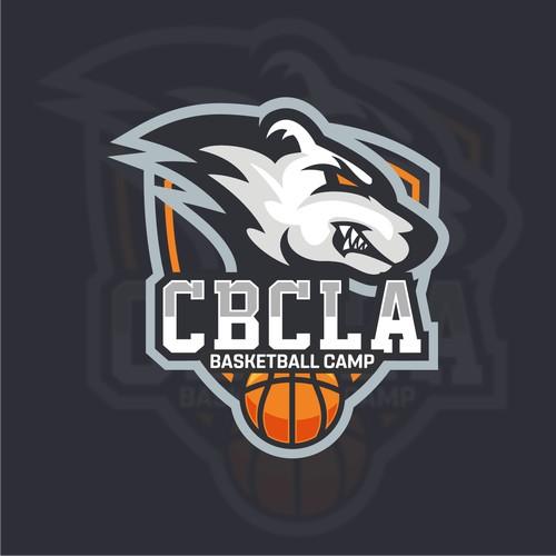 logo bold polar bear sport