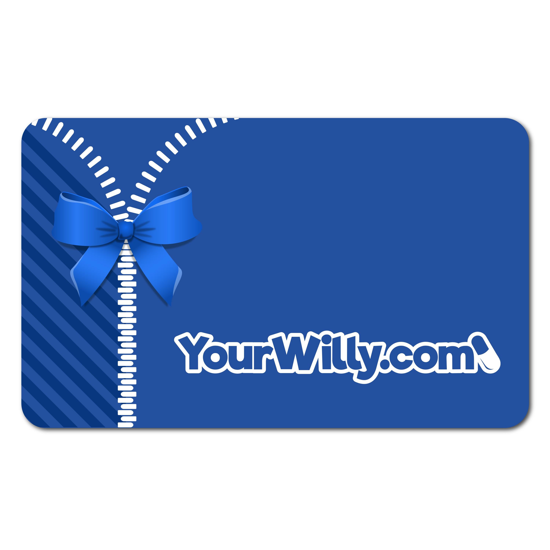 e-gift/Digital Gift Card Design