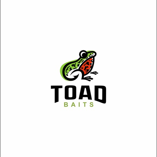 logo toad baits