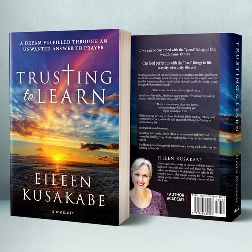 """Book cover for """"Trusting to Learn"""""""