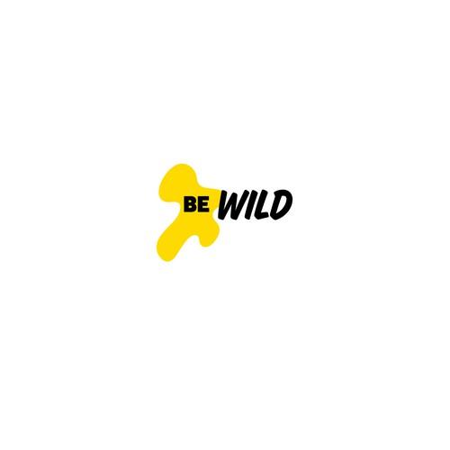 Be Wild - Logo design