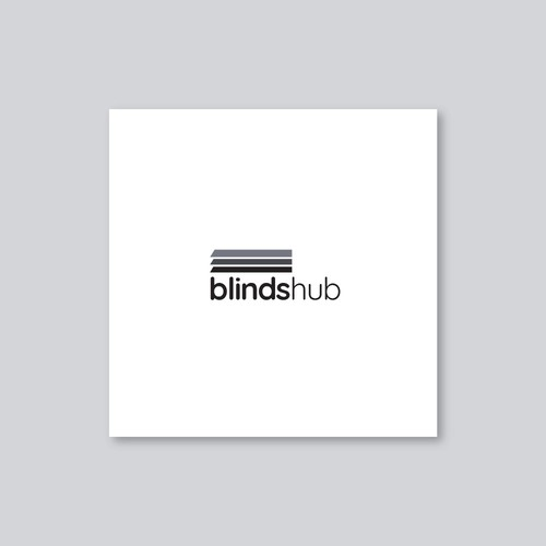 Logo for blind company