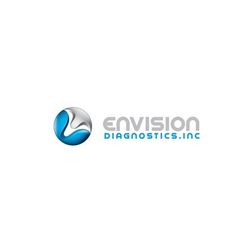 Create the next logo for Envision Diagnostics, Inc.