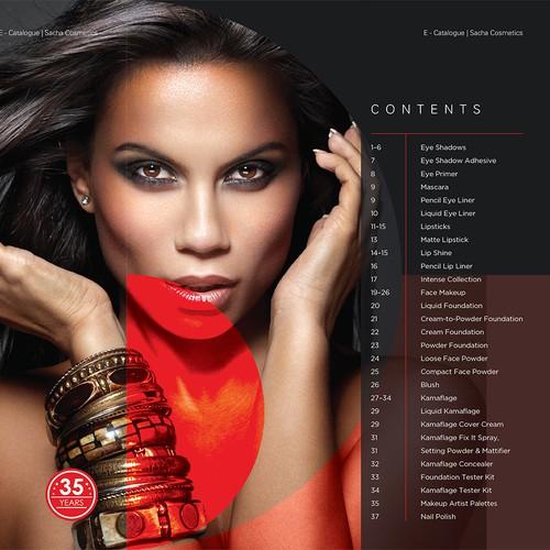 E-Catalogue Sacha Cosmetics