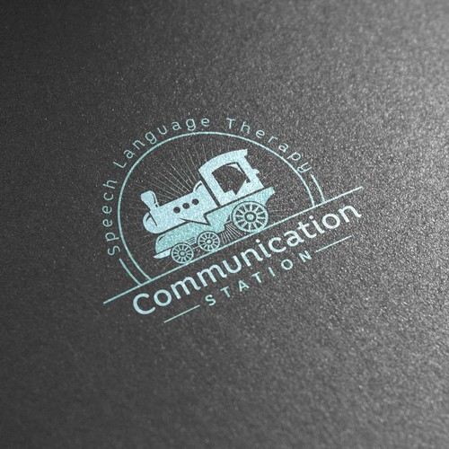 Creating a fresh, open and inviting logo for Communication Station