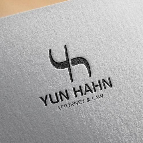 Yun Hahn logo