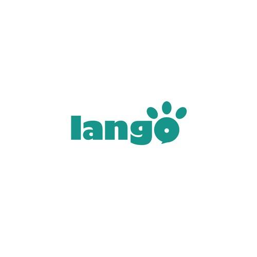 logo concept for lango