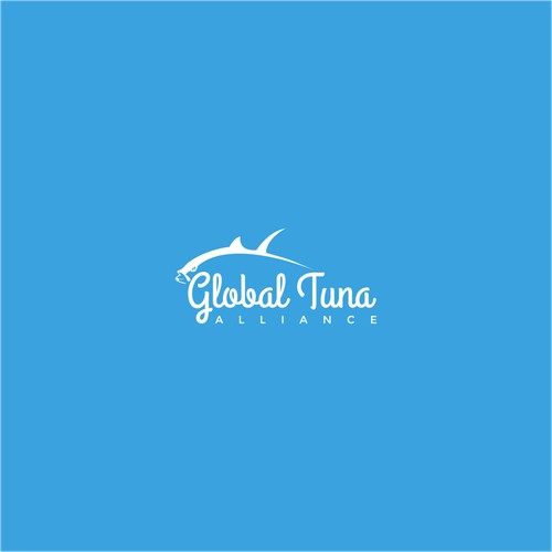 Create a logo for a brand new organisation working on tuna sustainability