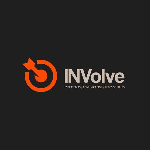 Crea el Logotipo y las Tarjetas de Presentación de INVolve