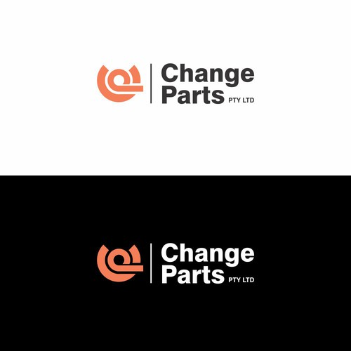 Change Part logo design