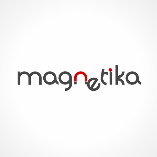 create new logo for magnetika
