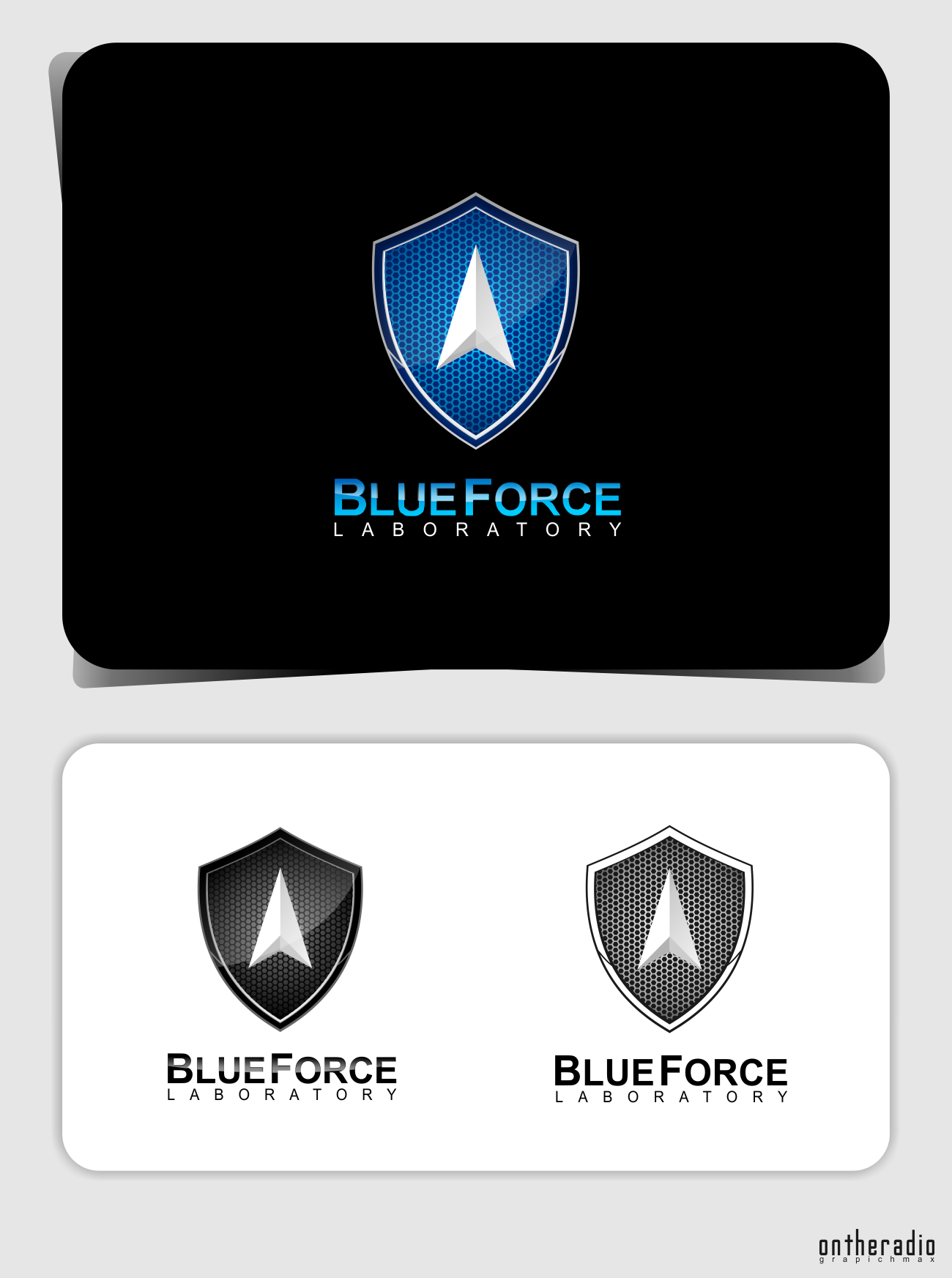 Create the next logo for Blue Force Lab