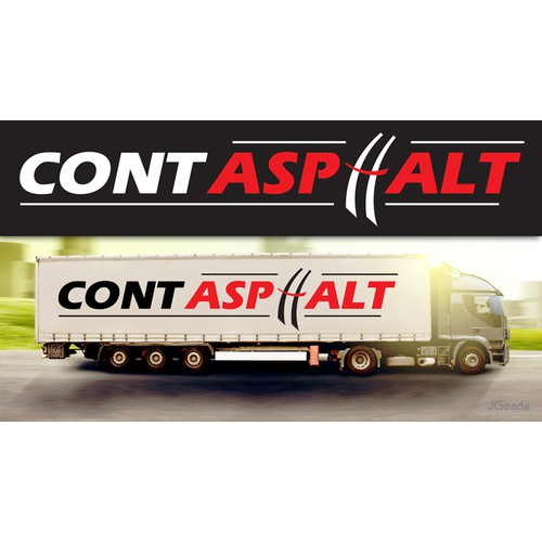 Create the next logo for CONTASPHALT