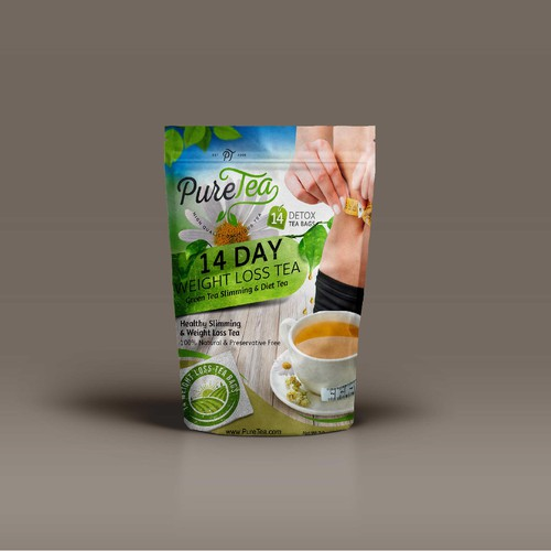 14 day weight loss tea