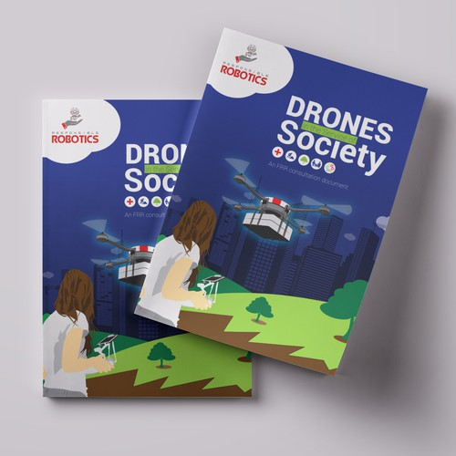 Drones in the Service of Society