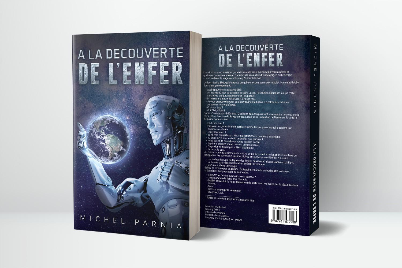 Book Cover for ''A LA RECHERCHE DE L'ENFER''