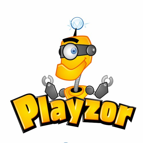 Boys gaming site needs YOU to create an awesome Robot Mascot!