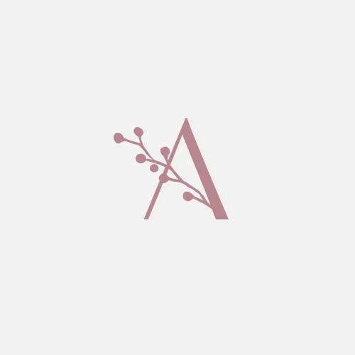 Feminine skincare logo