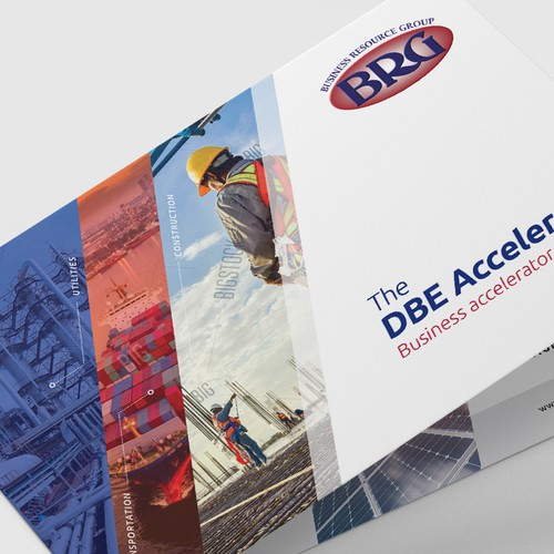 Business Accelerator Bi-Fold Brochure