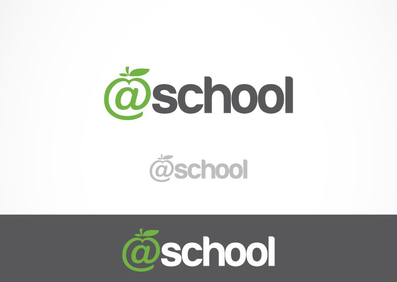 Help @school with a new logo