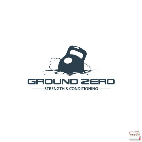 impact logo for strength and conditioning facility