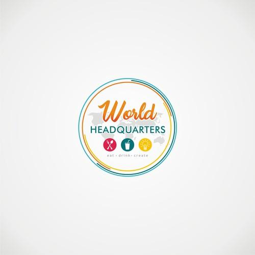 World HeadQuarters Logo