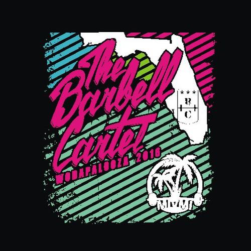 90s style t-shirt design