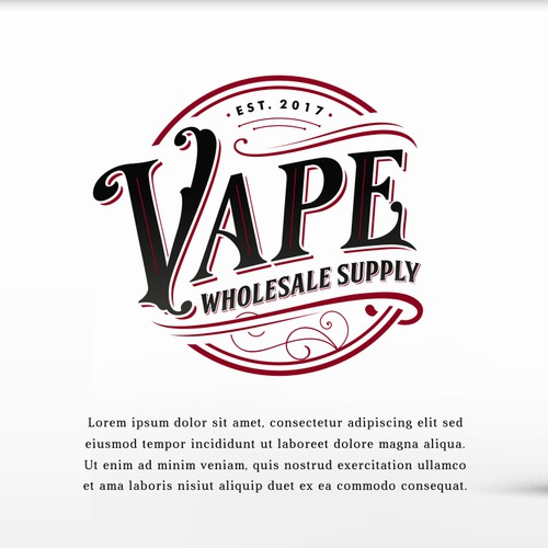 Logo for Vape Wholesale Supply.