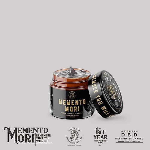 Memento Mori Jar
