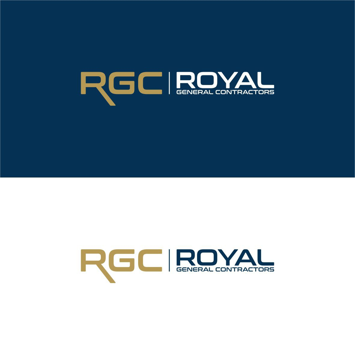 CONSTRUCTION COMPANY REBRAND - Royal General Contractors