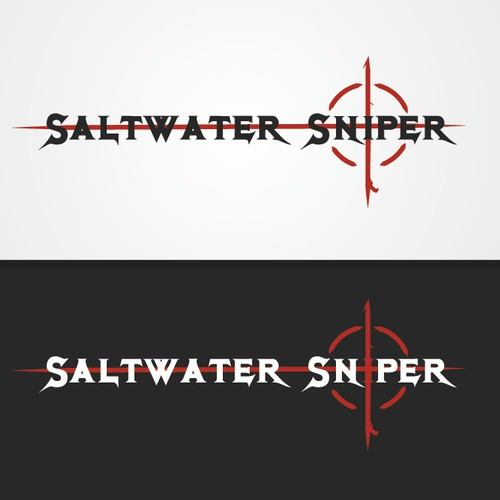 Create a custom Logo for Saltwater Sniper
