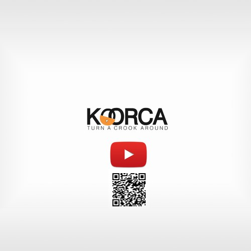 Logo animation for Koorca