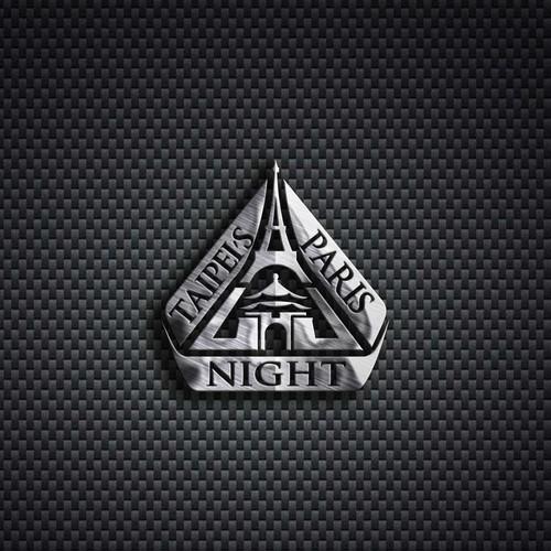 Logo Taipei's Paris Nights