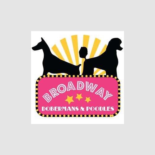 Logo for Doberman and Poodle Breeder