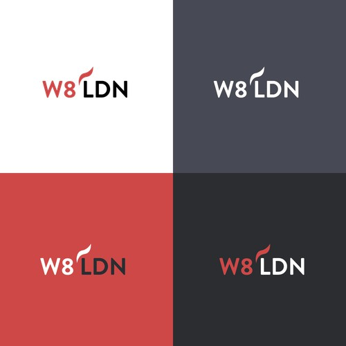 Logo concept for W8LDN