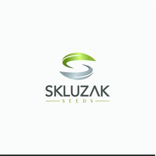 create a strong/loyal design for Skluzak Seeds