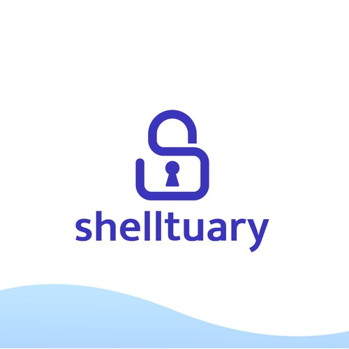Logo and Brand Guide design for Shelltuary