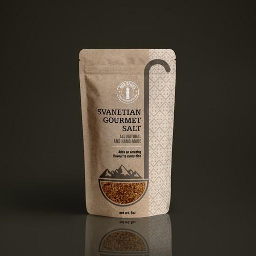 Svanetian Gourmet Salt
