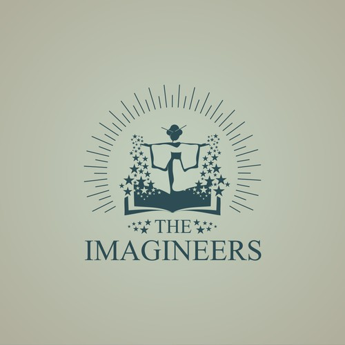 Read and imagine.
