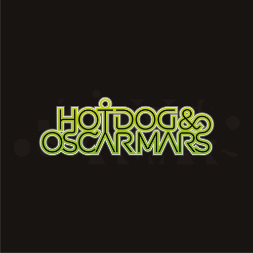 DJ personal logo