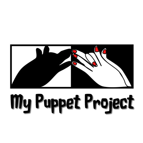 logo for puppet theatre