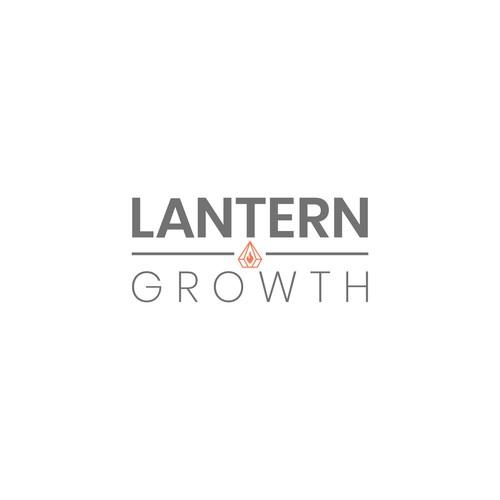 Clean Logo for Lantern Growth