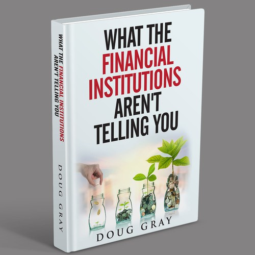 BOOK COVER FOR FINANCIAL INSTITUTIONS