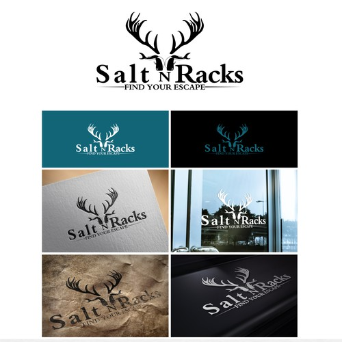 (Salt N Racks). Saltwater fishermen and Hunters.